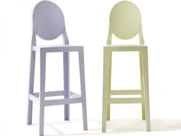Sgabello kartell one more